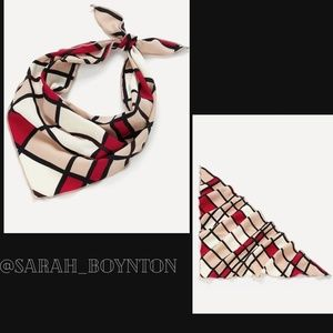 Accessories - Modern Twilly Style Scarf